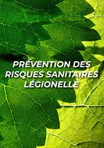 Prévention risques sanitaires légionelle