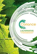 Coriance : l'Alternative en services énergétiques et environnementaux